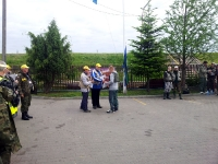 Puchar Burmistrza Nowego Dw, Maz - 19 maj