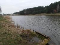 Sprzątanie zalewu Łoje - 13.04.2019