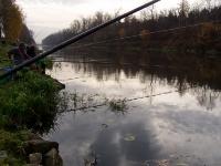 GPX Okręgu Mazowieckiego - Kanał Żerański - jesien